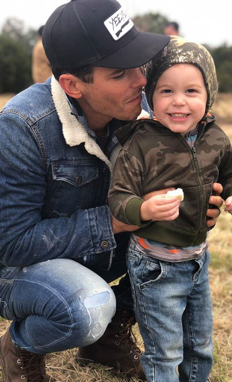 Granger Smith hijo ahogado